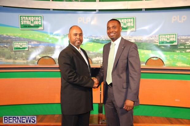 Rev Dr Ernest Peets PLP Bermuda May 11 2017 (2)