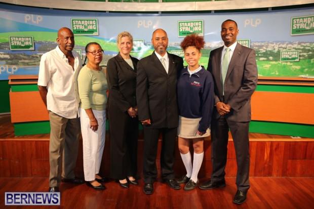 Rev Dr Ernest Peets PLP Bermuda May 11 2017 (3)