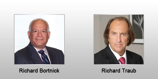 Richard Bortnick & Richard Traub Bermuda May 4 2017