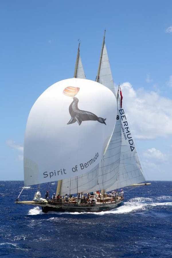 Spirit of Bermuda May 2017