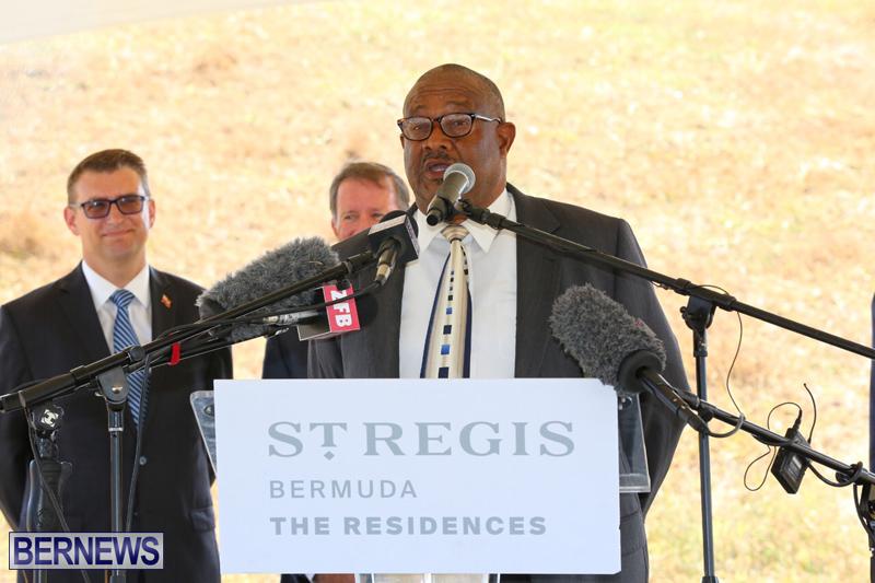 St Regis Hotel Groundbreaking Bermuda May 4, 2017 (9)