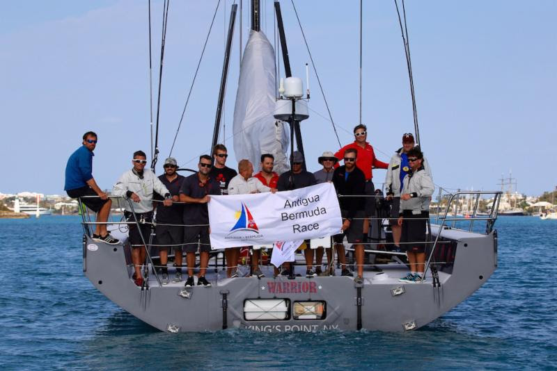 Warrior Antigua Bermuda Race May 16 2017 (2)