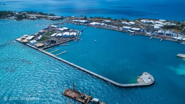 cross island John Singleton Bermuda May 18 2017