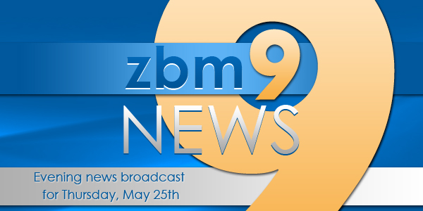 zbm 9 news Bermuda May 25 2017