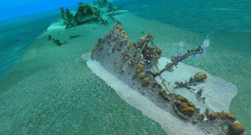 3D Shipwrecks Bermuda June 2017 (2)