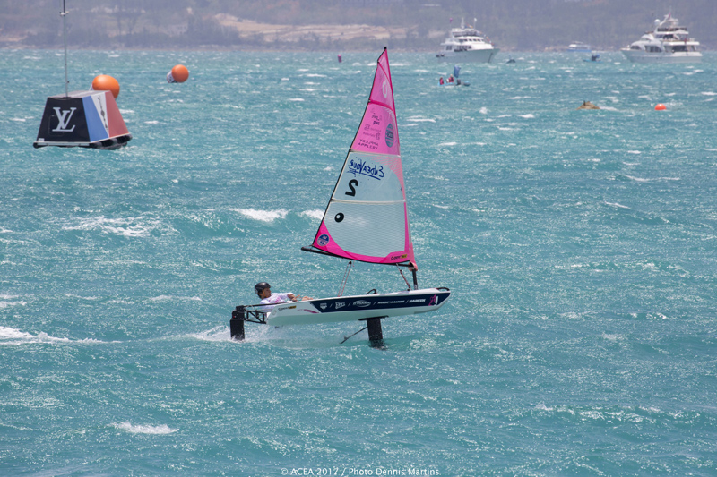 - America's Cup Endeavour Programme presented by Orbis