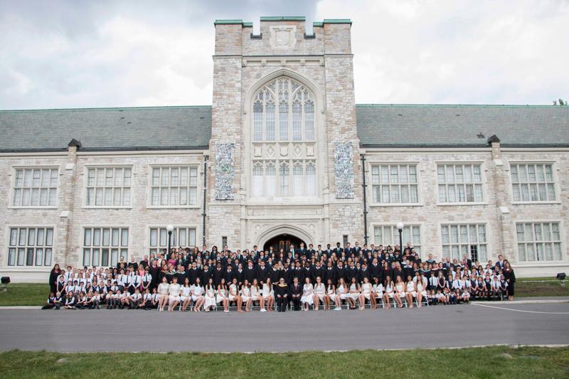 Albert College whole school