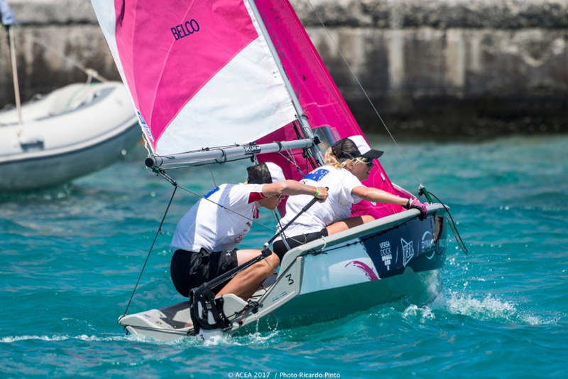 America's Cup Endeavour Junior Regatta Bermuda June 20 2017 (1)