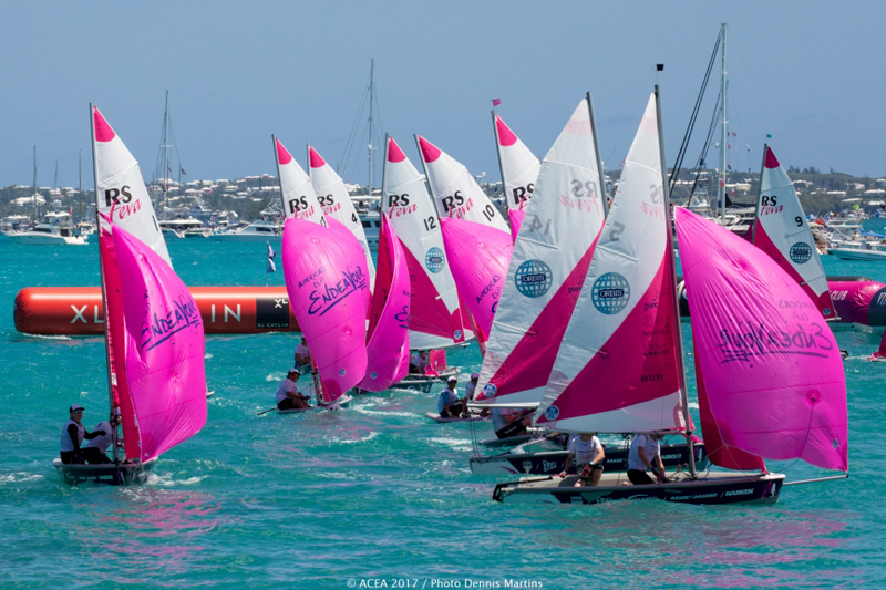 America's Cup Endeavour Junior Regatta Bermuda June 20 2017 (2)