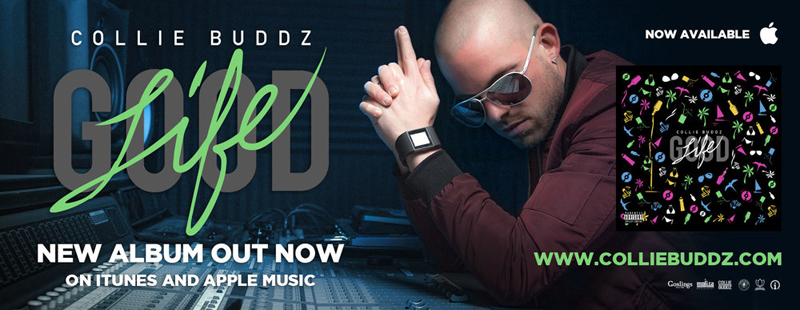 Collie Buddz Good Life Bermuda June 5 2017