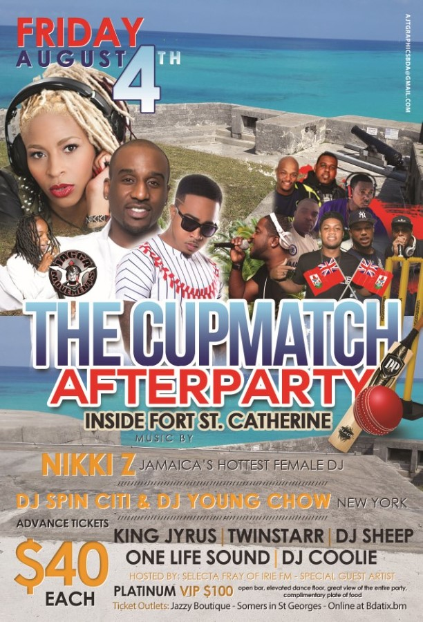 Cup Match After Party Bermuda June 2017 (1)