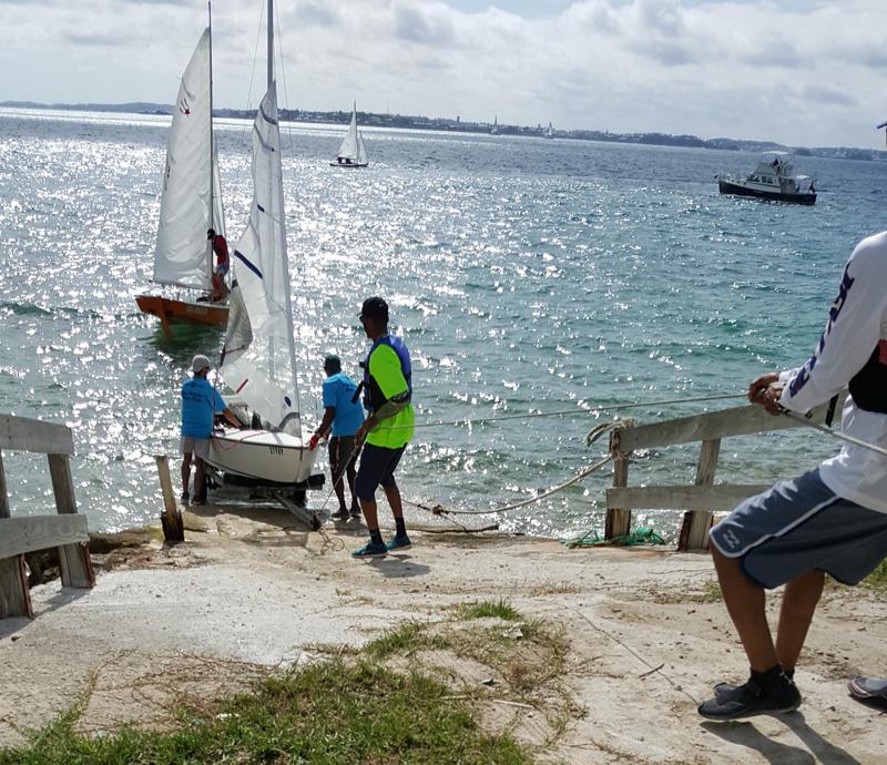 Edward Cross Long Distance Race Bermuda June 2017 (5)