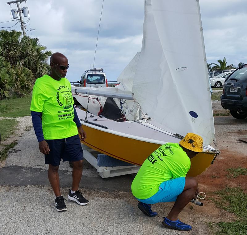 Edward Cross Long Distance Race Bermuda June 2017 (7)