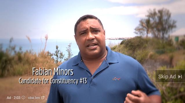Fabian Minors Bermuda June 2017