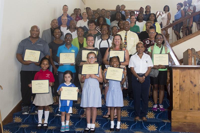 Healthy Schools Programme Bermuda June 7 2017