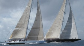 J Class Yacht Racing Anecdotes Bermuda June 2017
