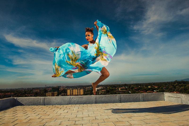 Joanne Ball-Burgess' Sky Dance Bermuda June 19 2017