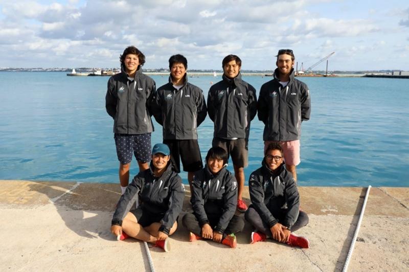 Kaijin Team Japan Youth AC