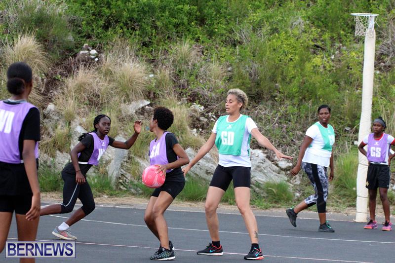 Netball-Summer-League-Bermuda-June-14-2017-6