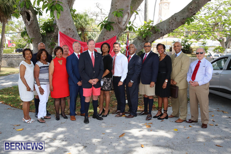OBA Election Candidates Bermuda June 1 2017