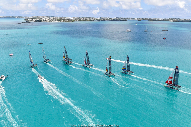 Yachting: New Zealand beat U.S. in race 7 of America's Cup