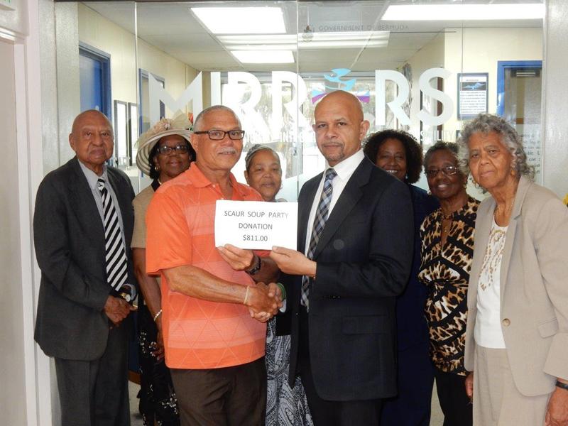Scaur Hill Community Bermuda June 2017
