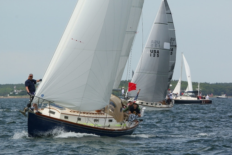 Selkie - Marion Bermuda 40th Anniversary Race 11