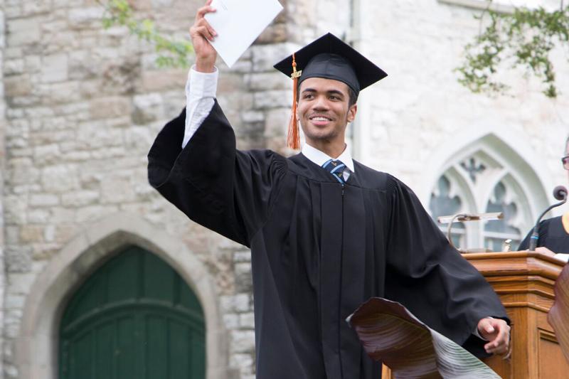 Sergio diploma
