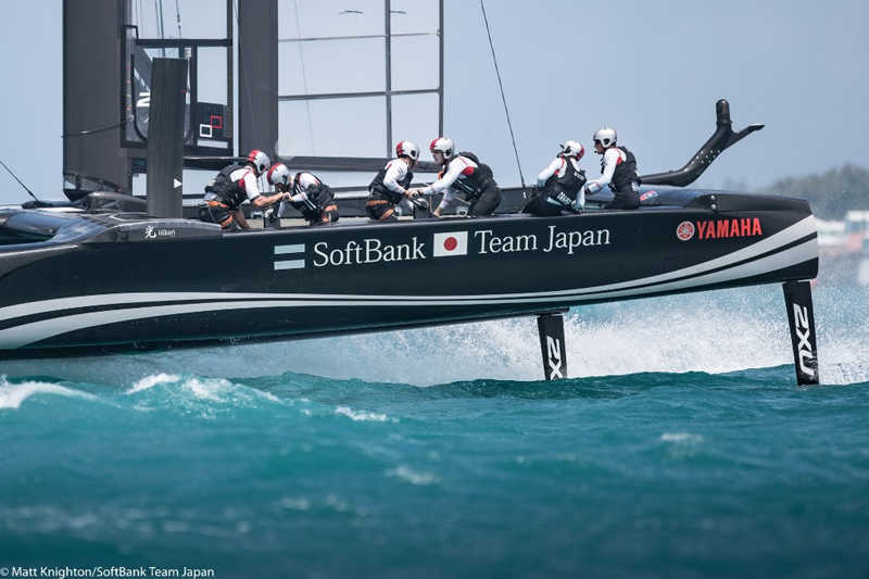 NZ into America's Cup challenger play-off with win over Britain