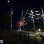 Tall Ships Bon Voyage Festival Fireworks Bermuda, June 4 2017-15