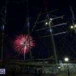 Tall Ships Bon Voyage Festival Fireworks Bermuda, June 4 2017-16