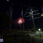 Tall Ships Bon Voyage Festival Fireworks Bermuda, June 4 2017-19