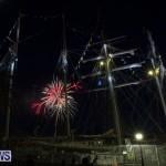 Tall Ships Bon Voyage Festival Fireworks Bermuda, June 4 2017-20