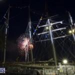 Tall Ships Bon Voyage Festival Fireworks Bermuda, June 4 2017-22