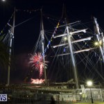 Tall Ships Bon Voyage Festival Fireworks Bermuda, June 4 2017-24