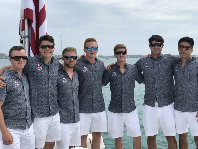 Team USA Youth AC Bermuda June 2017