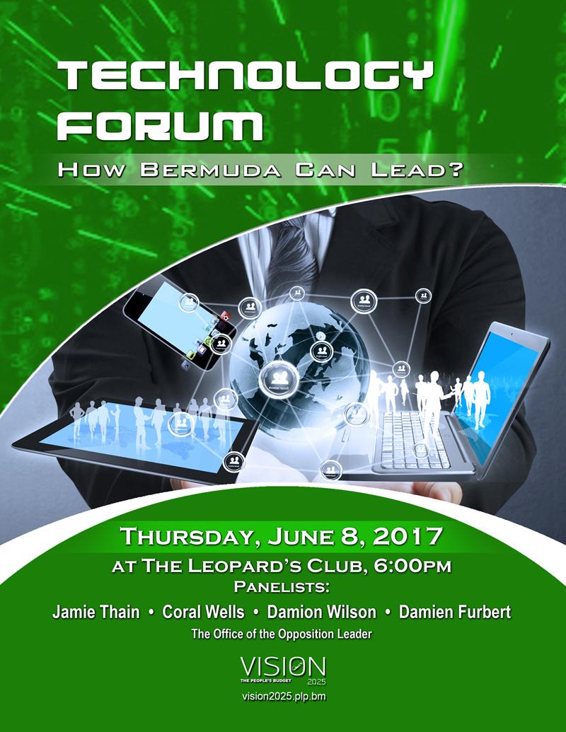 Technology Forum Bermuda June 2017