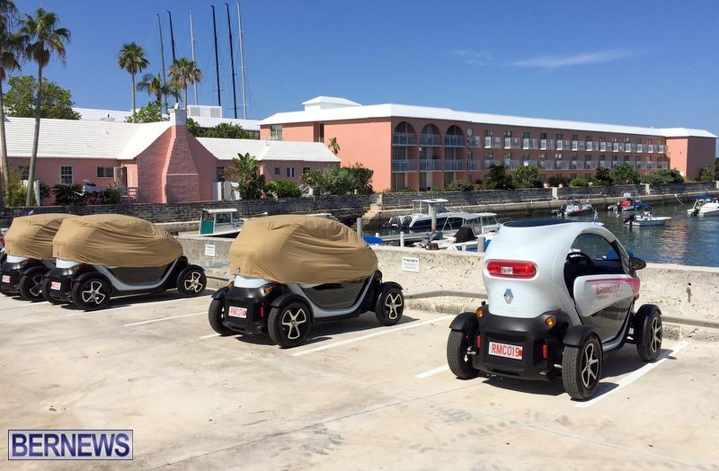 Twizy Bermuda June 5 2017