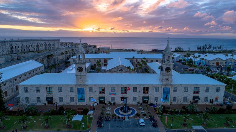 WEDCO TimeNTide Bermuda June 15 2017