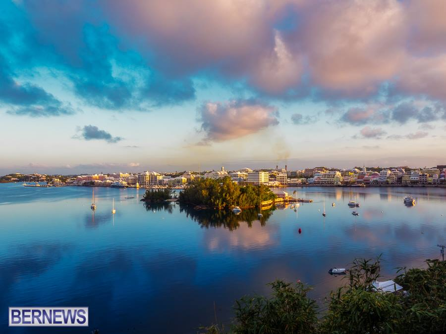 430 Some mornings are more spectacular than others, but all Bermuda mornings are great.
