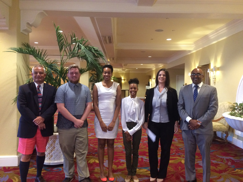 BHA Scholarship Awardees Bermuda July 2017