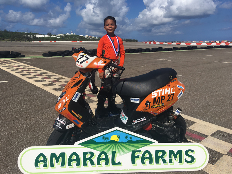BMRC Circuit Racing Championship Bermuda July 2017 (1)