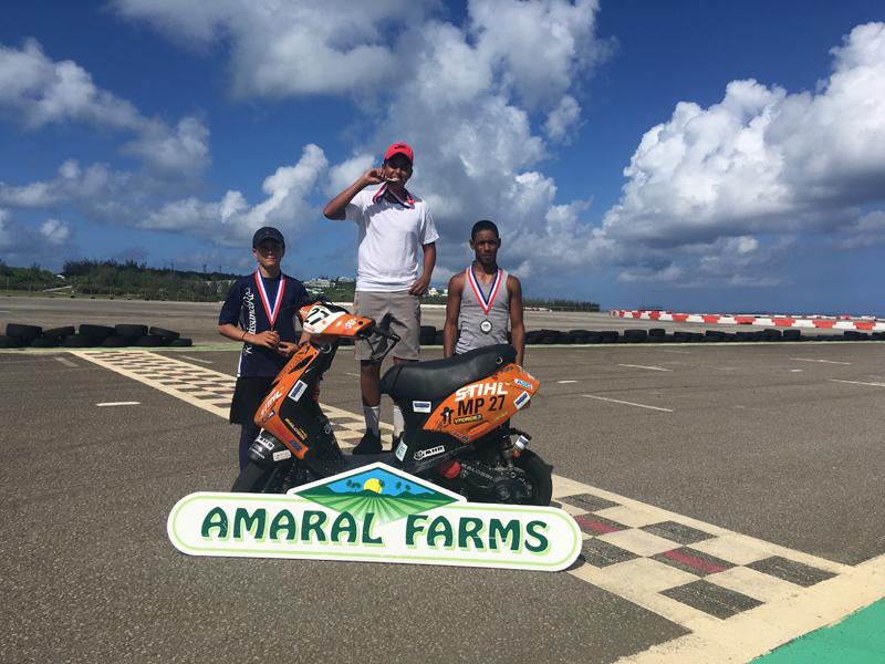 BMRC Circuit Racing Championship Bermuda July 2017 (2)