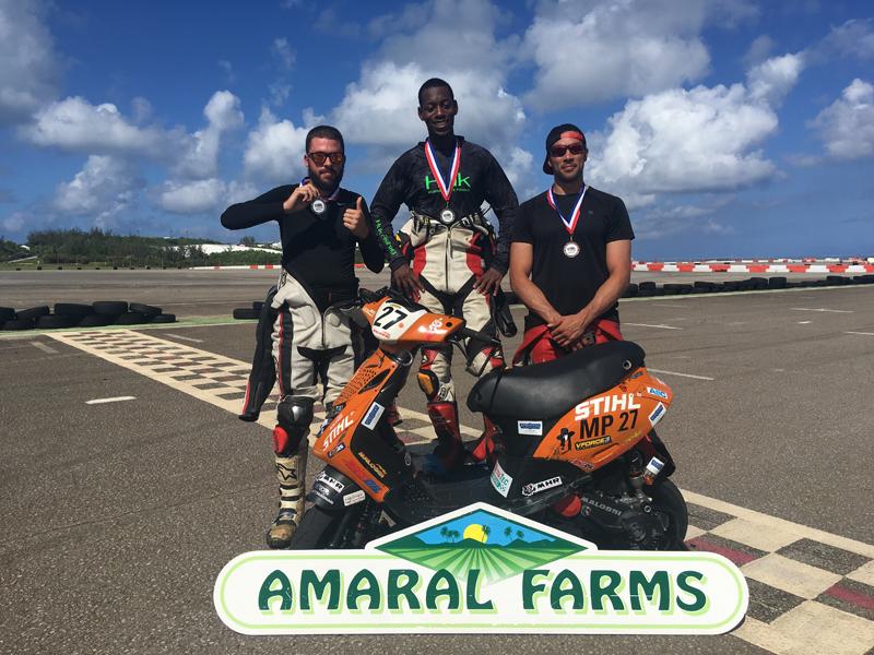 BMRC Circuit Racing Championship Bermuda July 2017 (4)