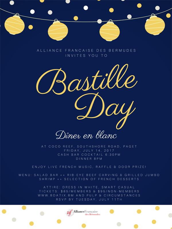 Copy of Bastille Day