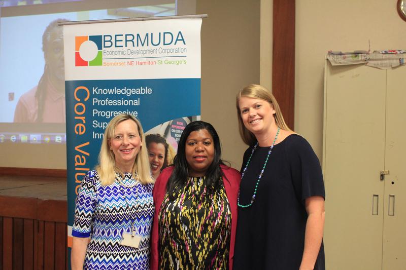 Bermuda Economic Development Corporation July 27 2017 (1)