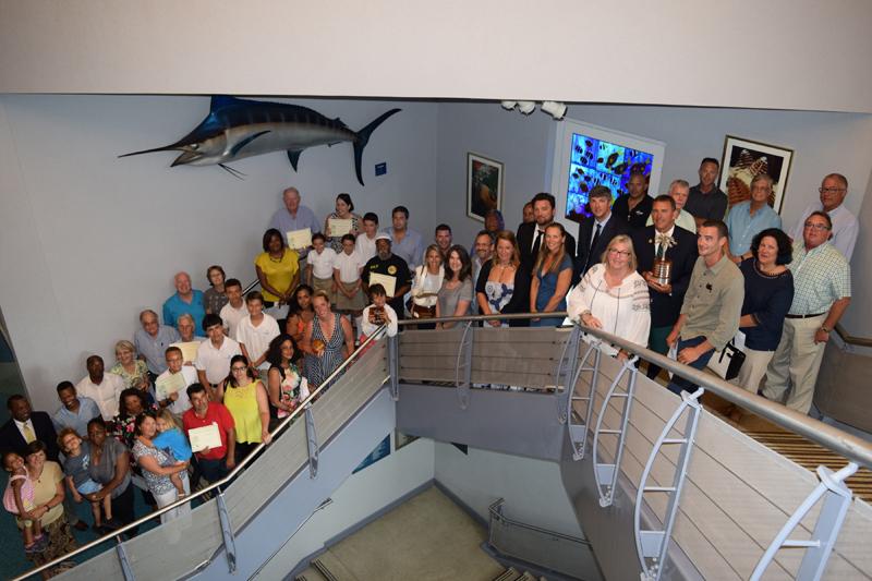 Bermuda National Trust Awards 2017