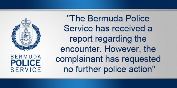 Bermuda Police Service TC July 5 2017