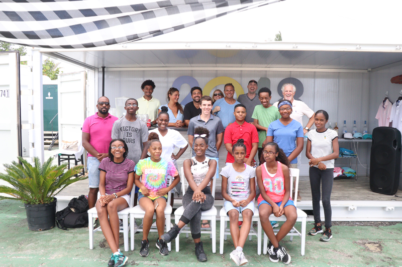 BizCamp at Hub Culture Bermuda July 23 2017