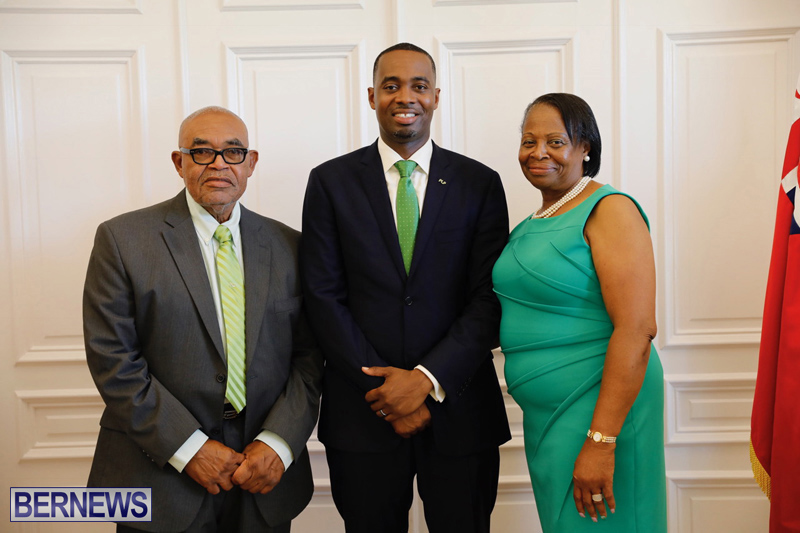 David Burt Sworn In As New Premier Bermuda July 19 2017 (3)